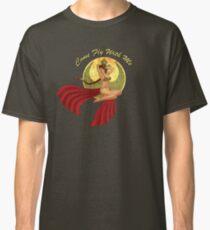 Slave War Pin Up Classic T-Shirt