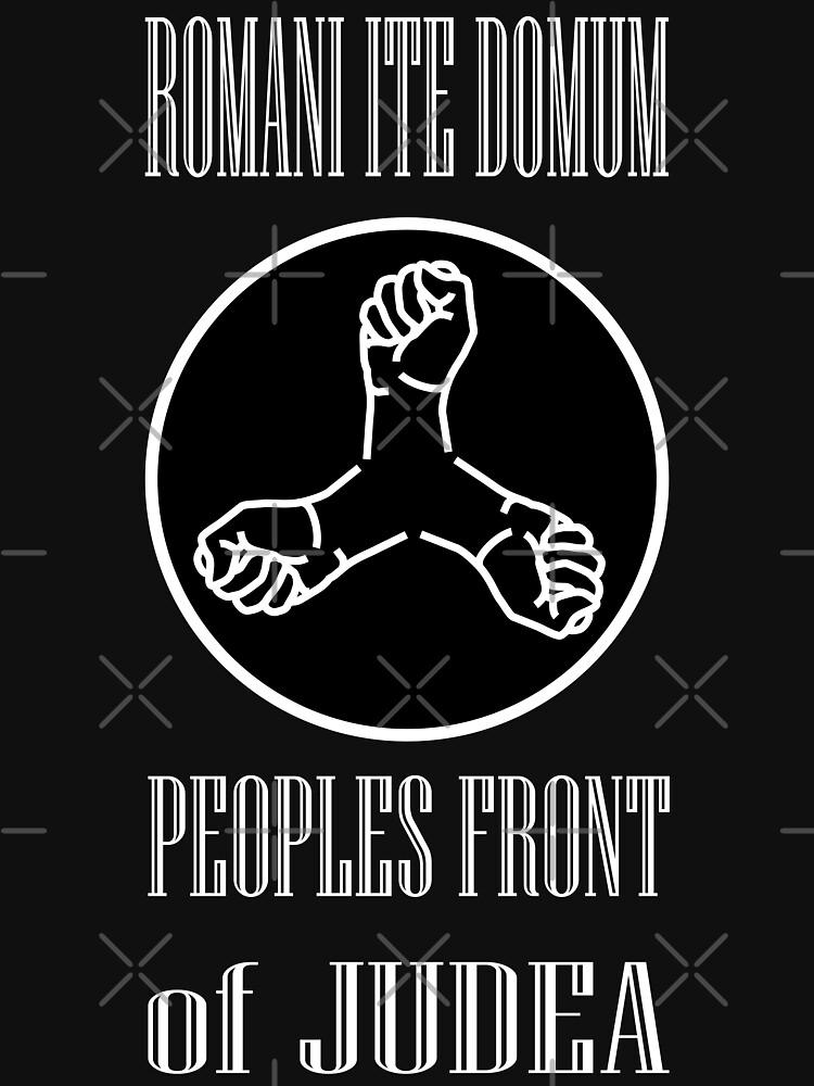 Romani Ite Domum - Peoples Front of Judäa von Exilant
