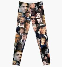 Martin Freeman Collage Leggings
