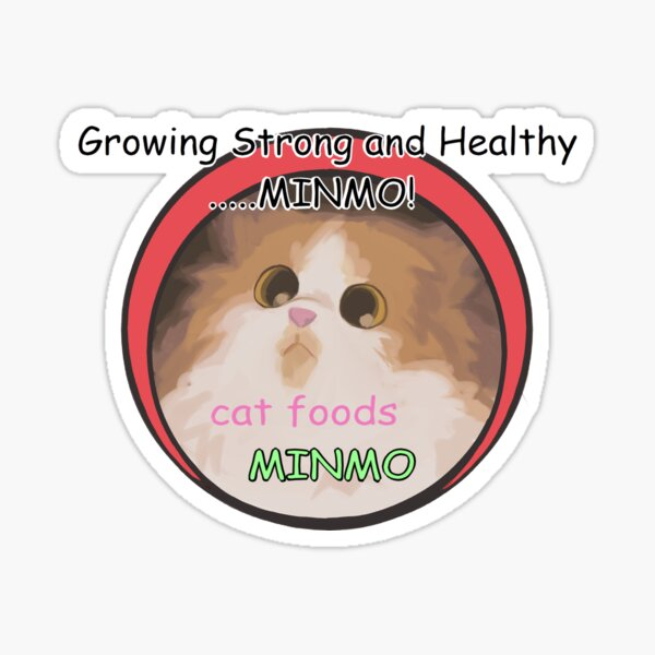 minmo Sticker