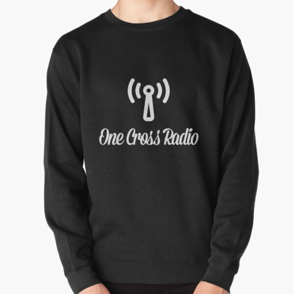 OCR Transparent Pullover Sweatshirt