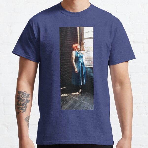 Looking through the Window  Classic T-Shirt