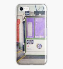 Memphis Trolley iPhone Case/Skin