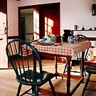 Sunny Kitchen by Susan Savad