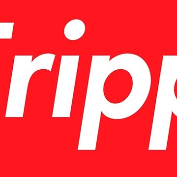 Hello My Name Is Tripp Name Tag by efomylod