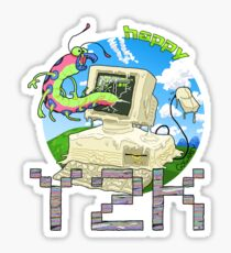 Y2K Bug Sticker