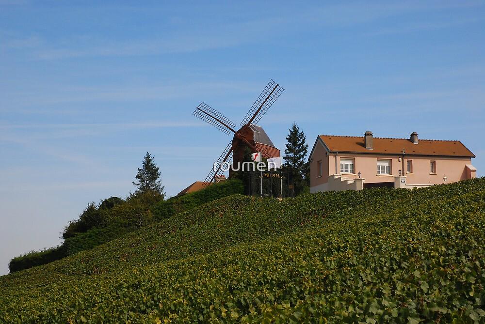 Moulin de Verzenay by roumen