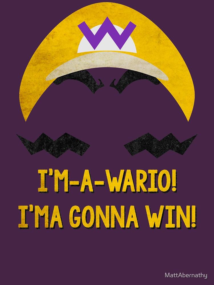 I'm-a-Wario! | Unisex T-Shirt