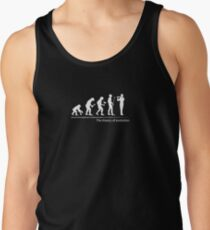 The theory of evolution (flute) Men's Tank Top