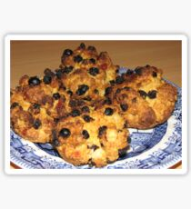 Oven Fresh - Tasty Rock Cakes Sticker