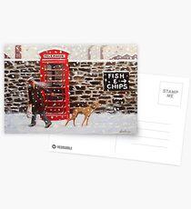 You had a jumbo sausage last night... Postcards
