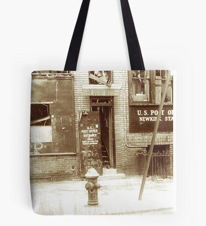 Brooklyn Post Office Tote Bag