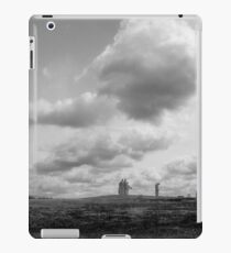 landscape with giants iPad Case/Skin