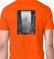 Gargoyle Doorway Unisex T-Shirt
