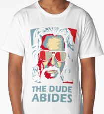 The Dude Abides Man Long T-Shirt