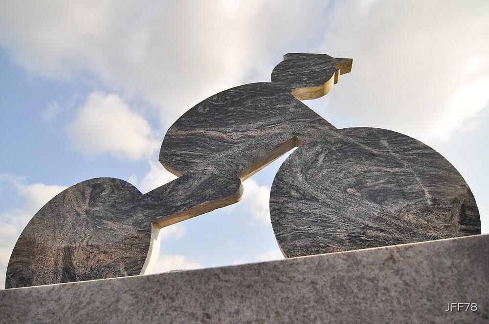 Rock climber by JFF78