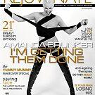 Rejuvenate Magazine Cover by Nadia Power