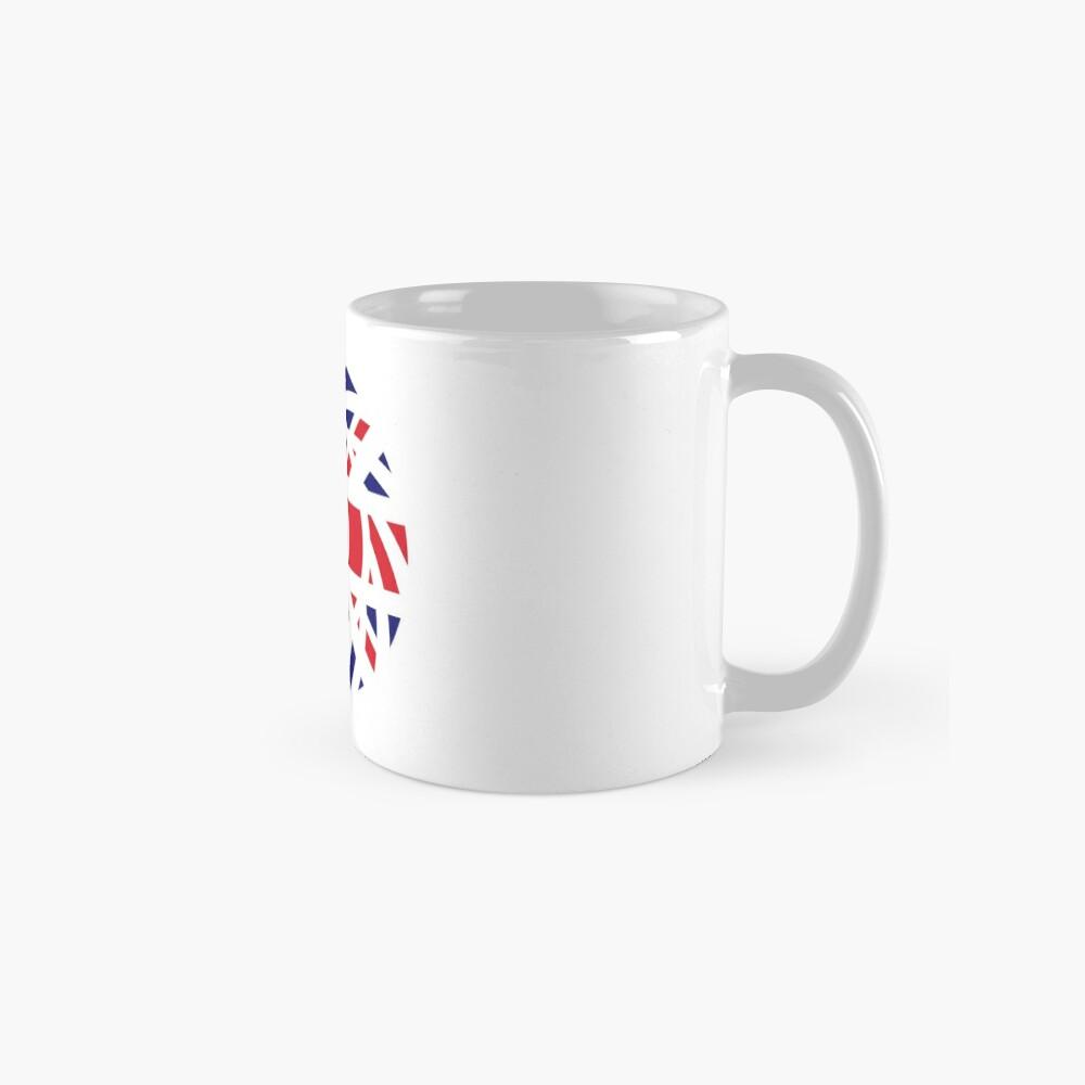 British Chinese Multinational Patriot Flag Series Mug