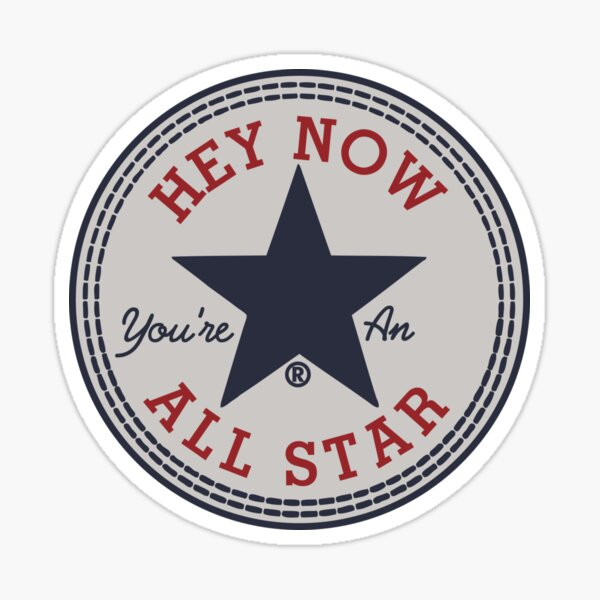Allstar Sticker