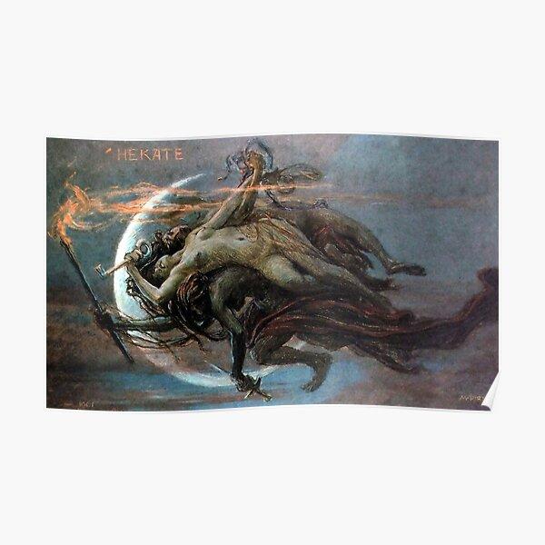 Hecate - Maximilian Pirner Poster
