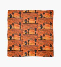 Welcome Home Sunset Scarf