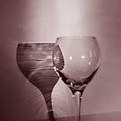Glass Reflection by Melody Ricketts