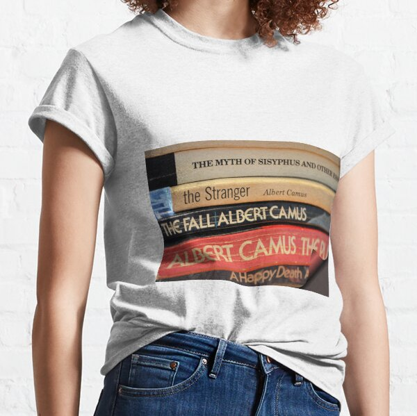 The Pages of Camus Classic T-Shirt