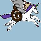 A Sugar Glider's Magical Flight by emo-seal