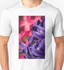 Hyacinths, Cascade Valley Unisex T-Shirt