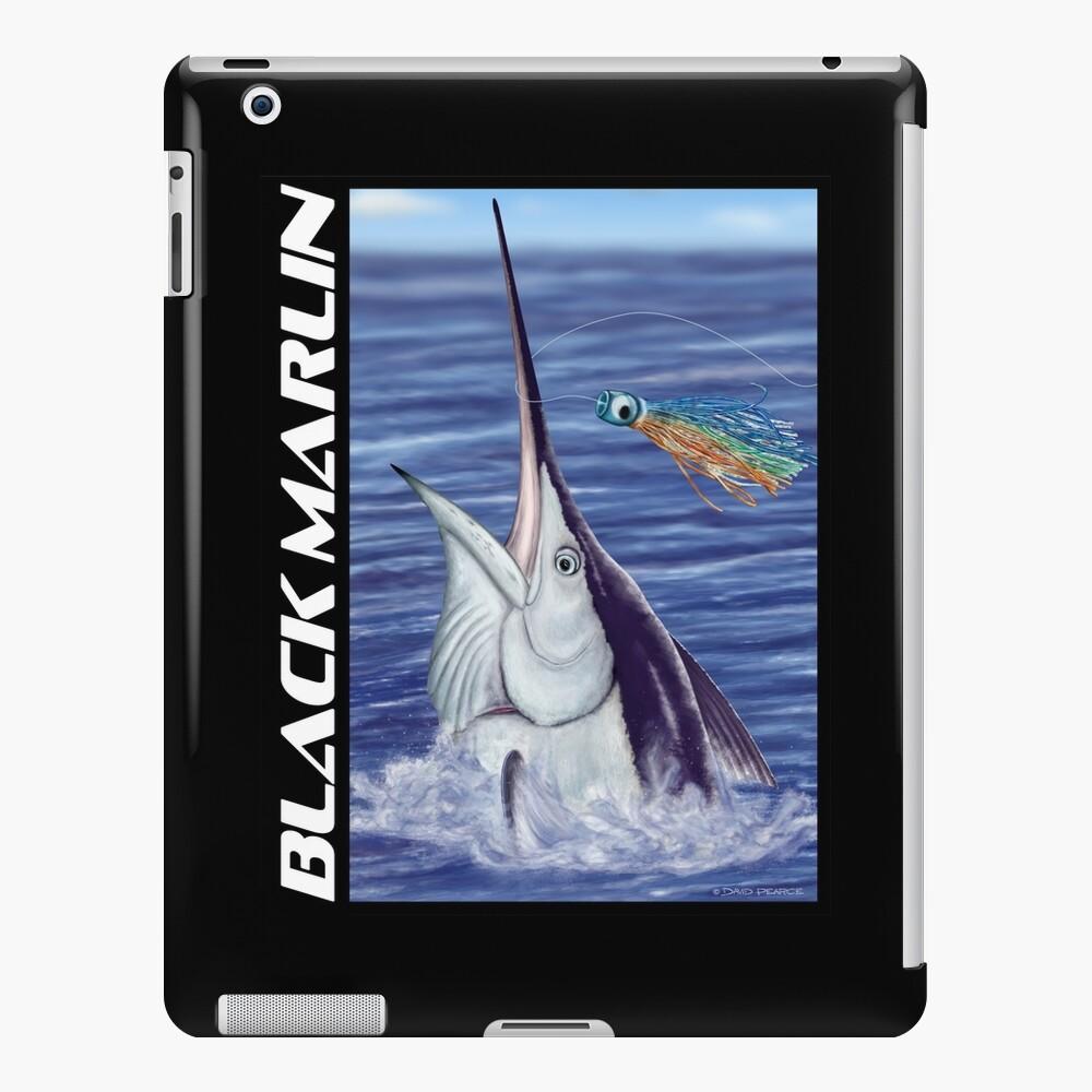Black Marlin iPad Snap Case