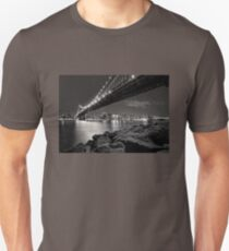 Sleepless Nights And City Lights Unisex T-Shirt