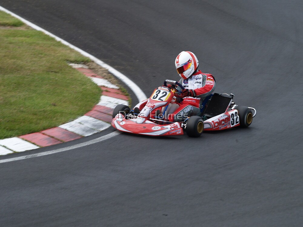 Rotax Max by Dave Holmes