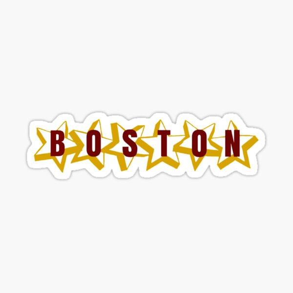 Boston College Stars Sticker