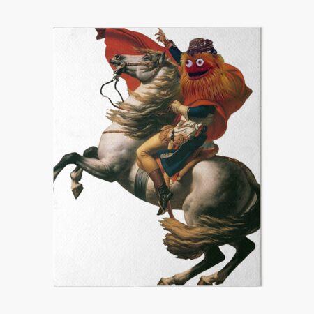 Napoleon Gritty Art Board Print