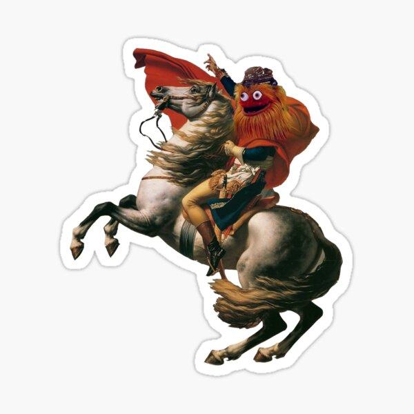 Napoleon Gritty Sticker