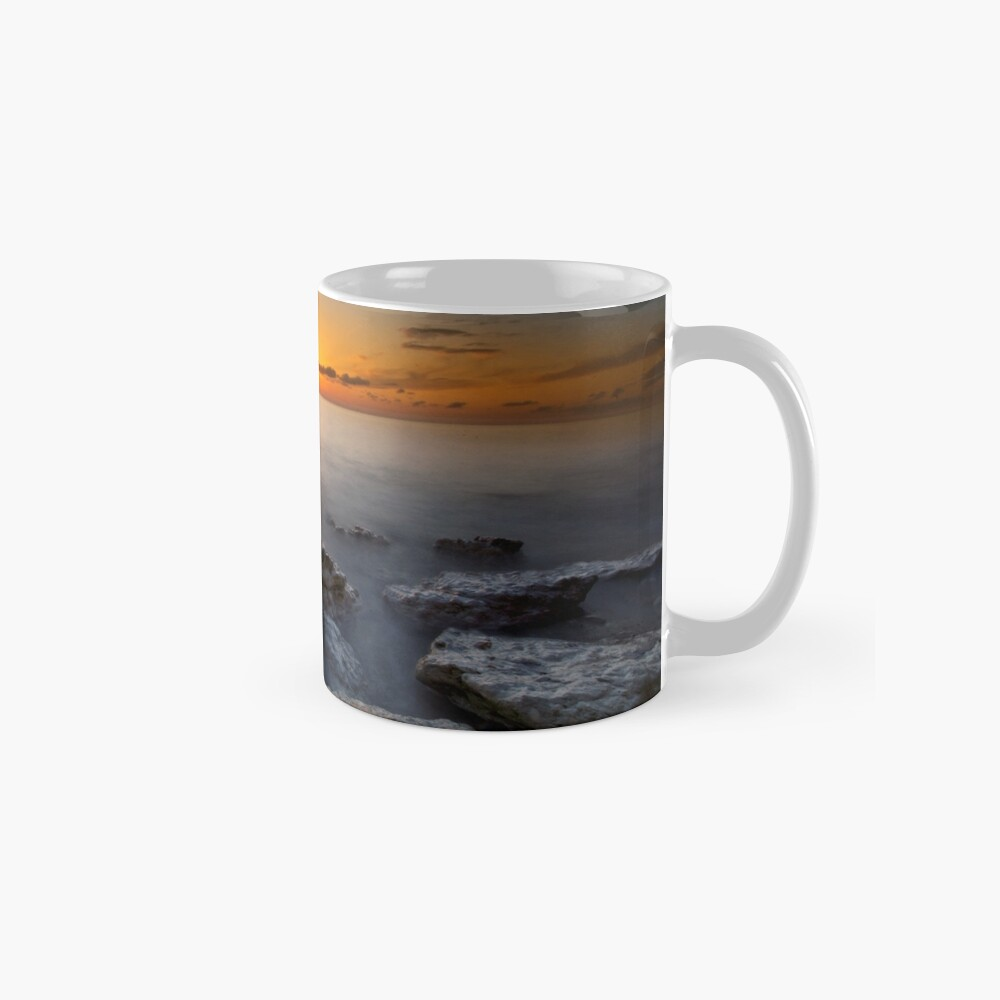 Hunstanton sunset Mugs