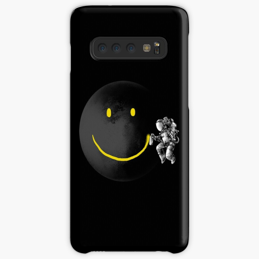 Make a Smile Case & Skin for Samsung Galaxy