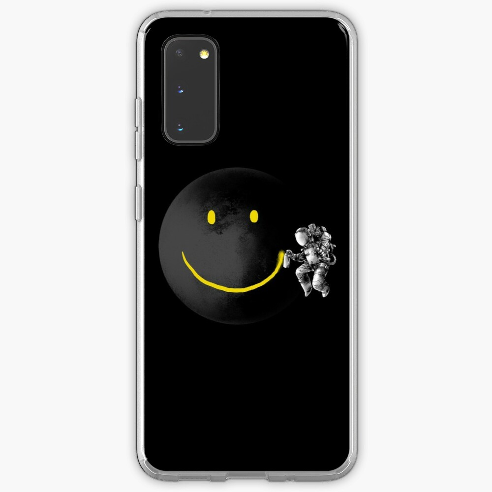 Make a Smile Case & Skin for Samsung Galaxy