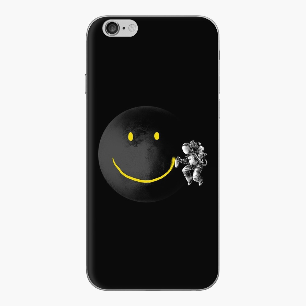 Make a Smile iPhone Skin
