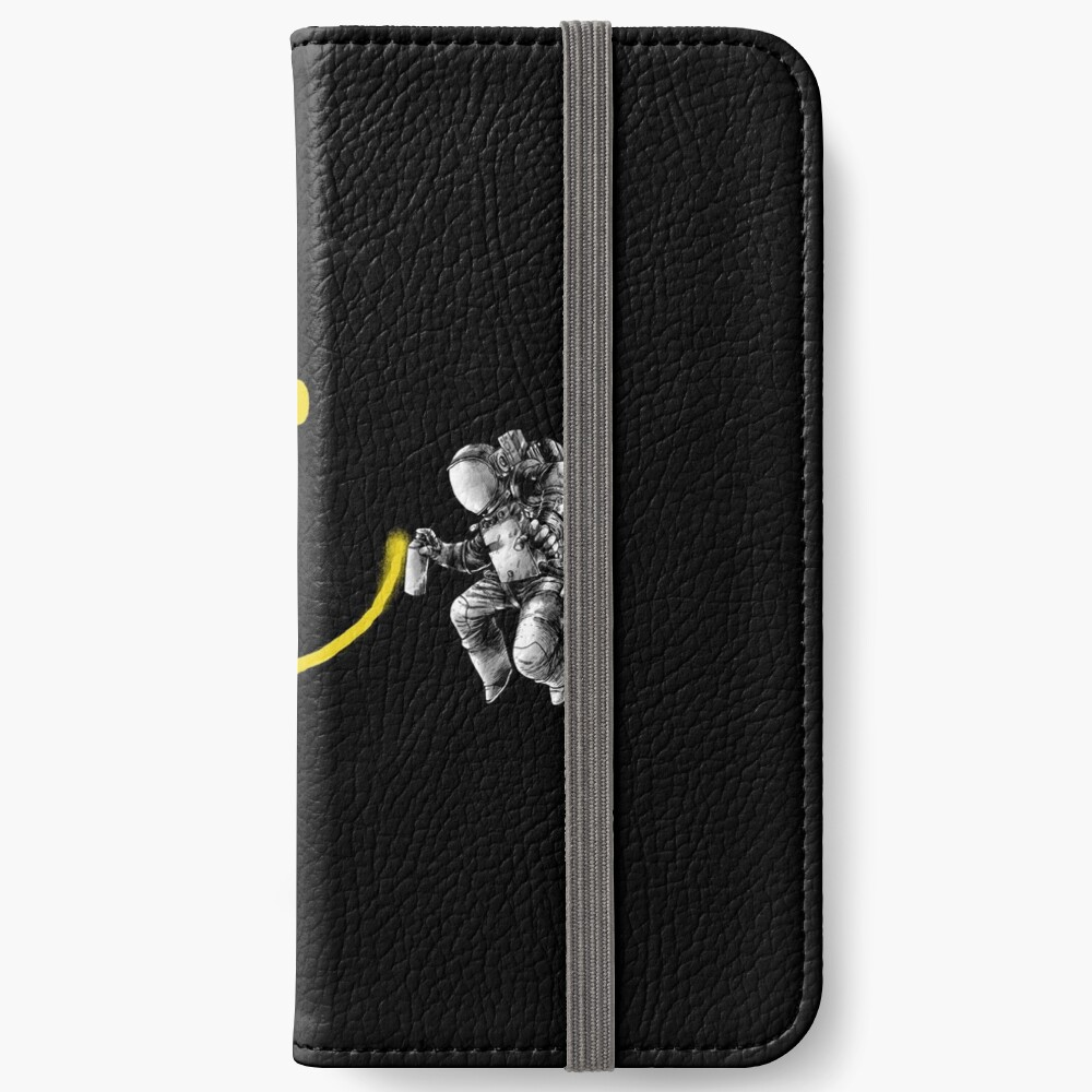 Make a Smile iPhone Wallet