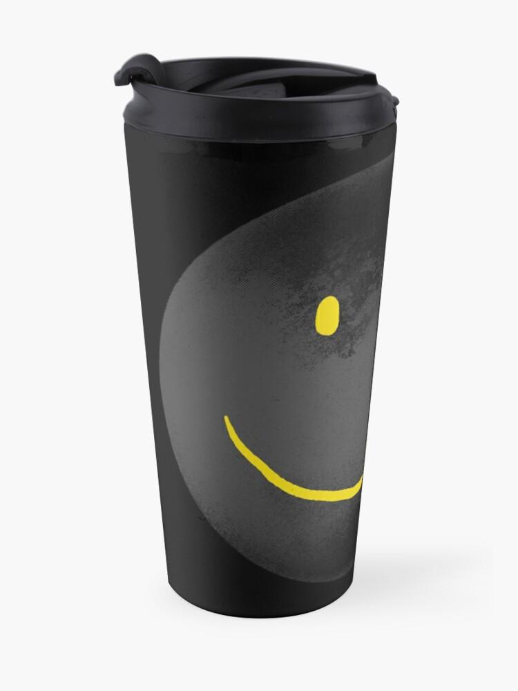 Alternate view of Make a Smile Travel Mug