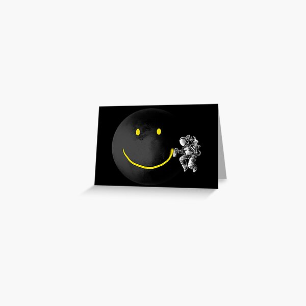 Make a Smile Greeting Card