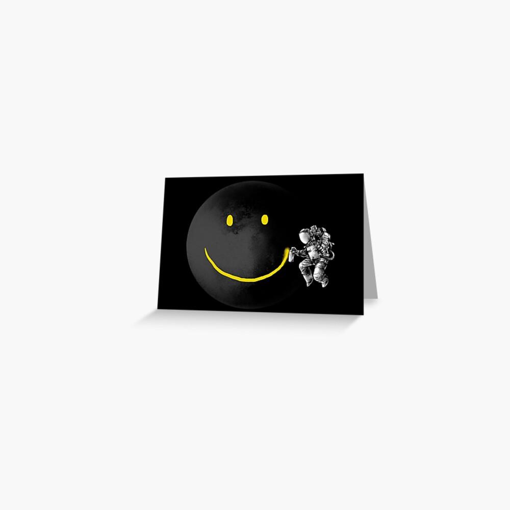 Make a Smile Greeting Card