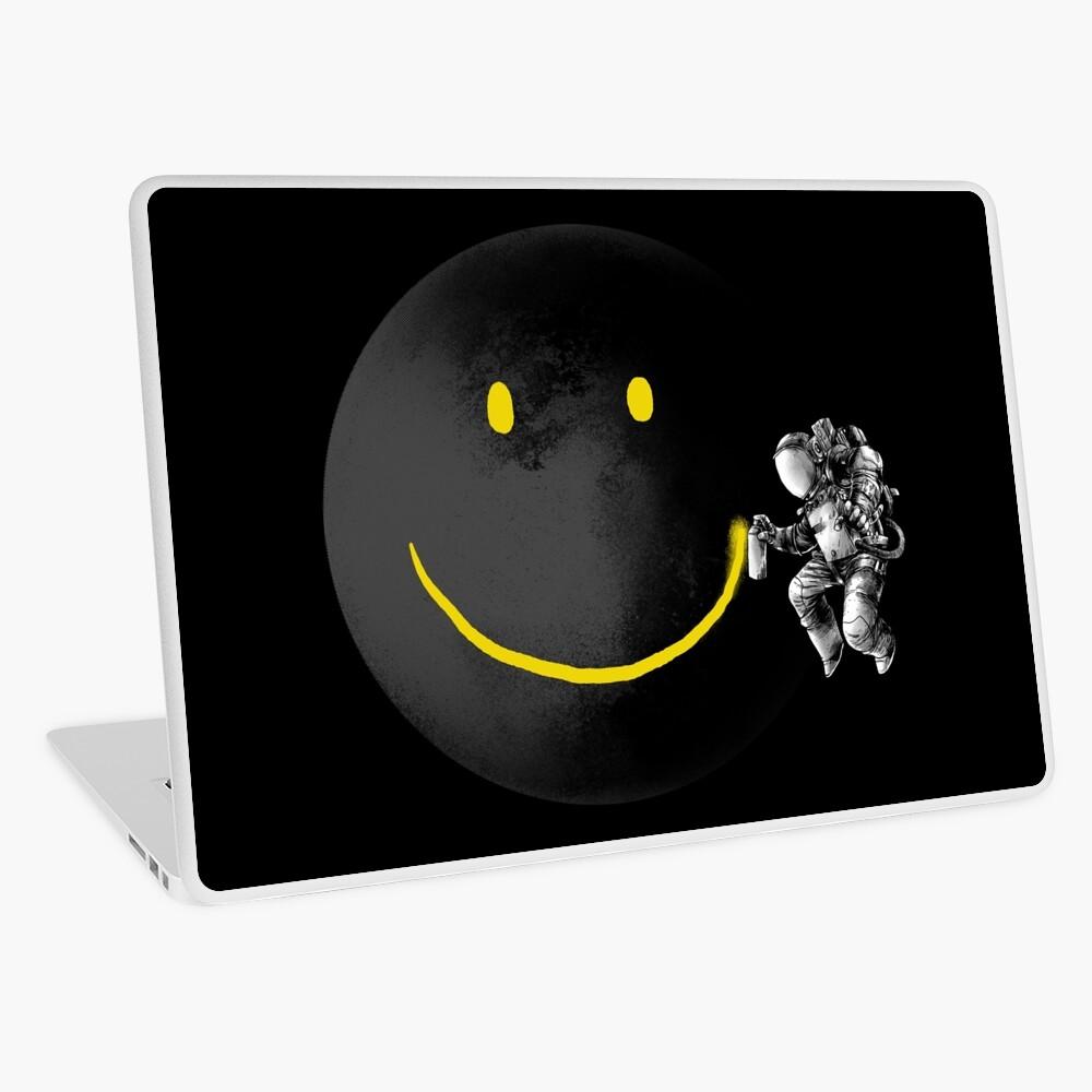 Make a Smile Laptop Skin