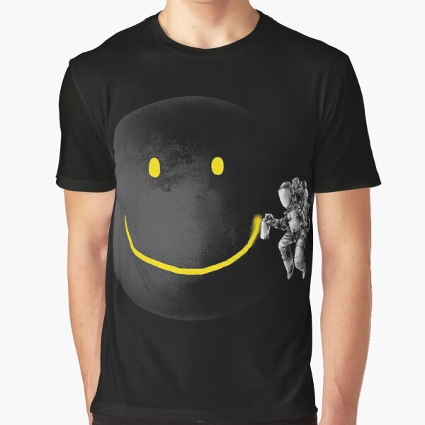 Make a Smile Graphic T-Shirt