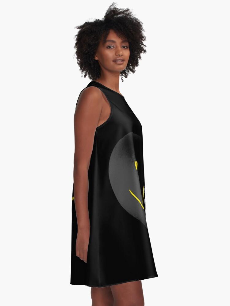 Alternate view of Make a Smile A-Line Dress