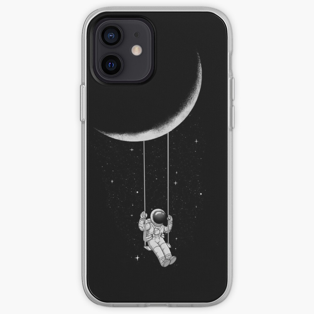 Moon Swing iPhone Case & Cover