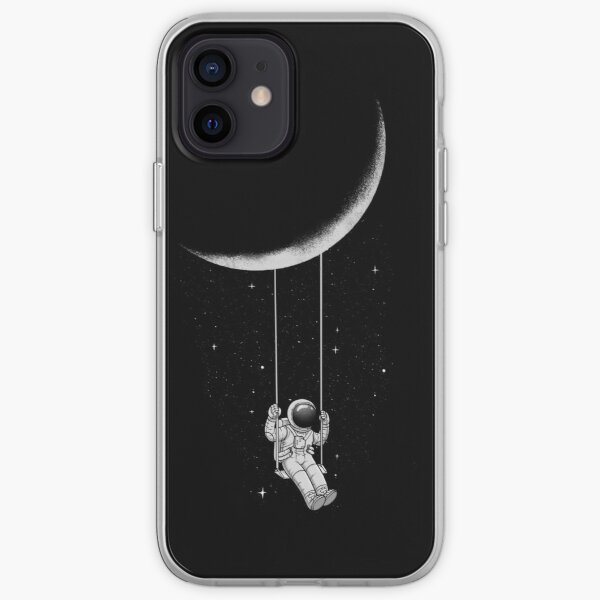 Moon Swing iPhone Soft Case