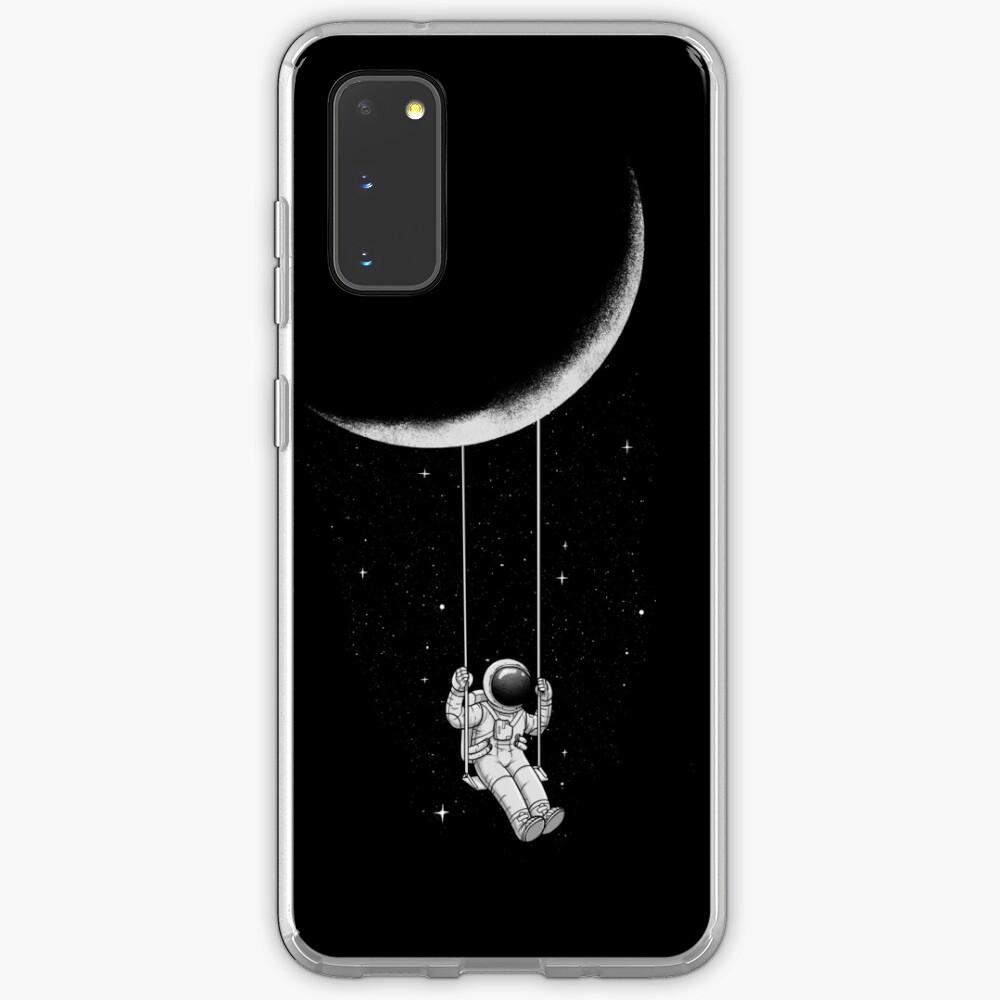 Moon Swing Case & Skin for Samsung Galaxy