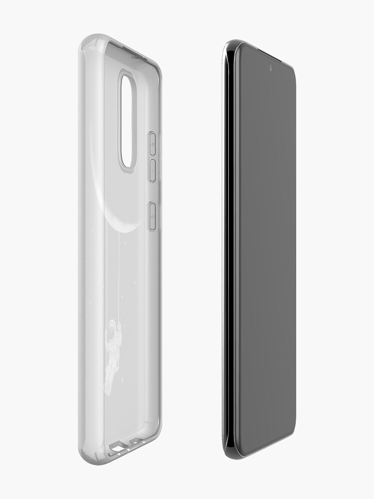 Alternate view of Moon Swing Case & Skin for Samsung Galaxy